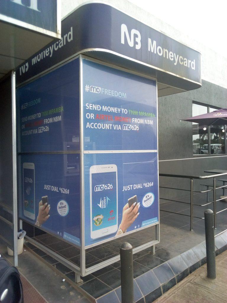 ATM shild Contravision